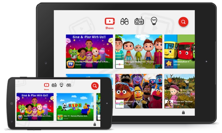 YouTube Kids app launched in India