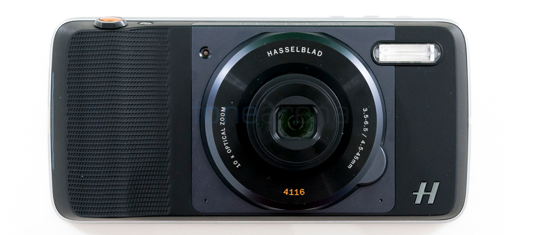 Hasselblad TrueZoom Moto Camera Mod Review
