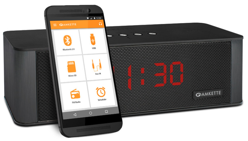 Amkette Trubeats S50 Bluetooth speaker with NFC, LED status indicator launched for Rs. 3499