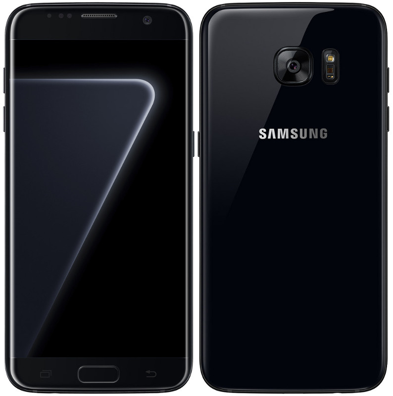 Samsung Introduces Black Pearl Galaxy S7 Edge With Glossy
