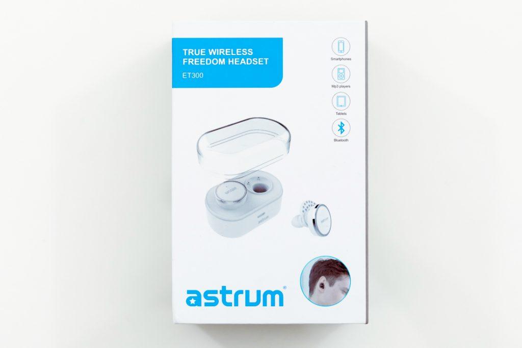 Astrum ET300 Bluetooth headset Review