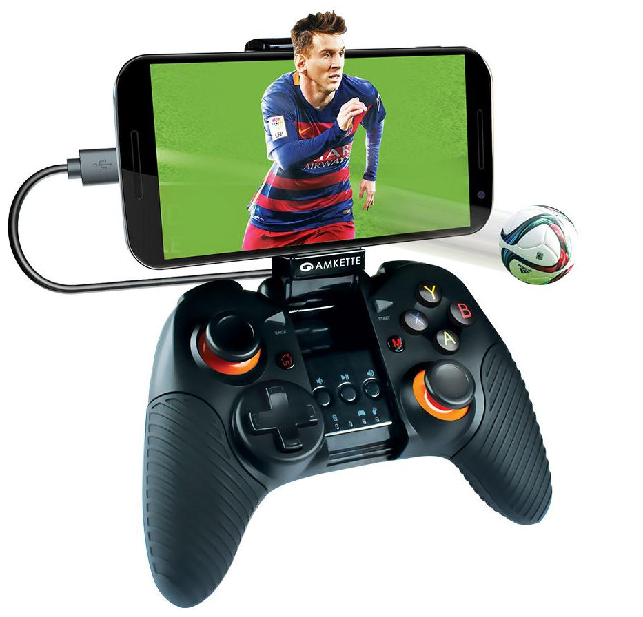 Amkette Evo Gamepad Wired For Android Launched For Rs