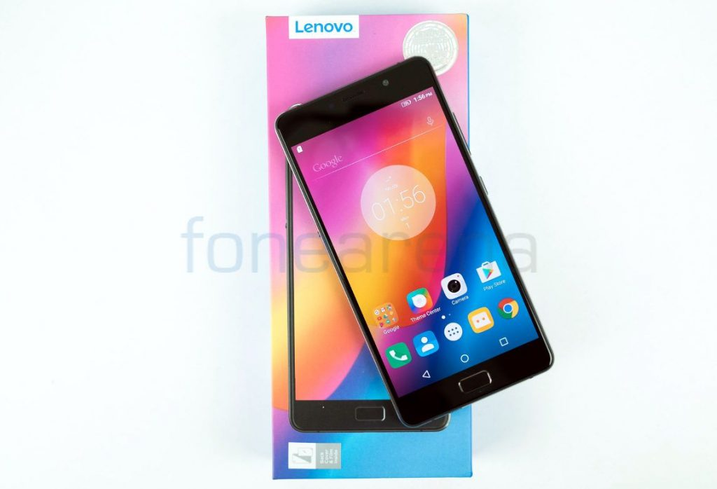 Lenovo P2 Unboxing and First Impressions