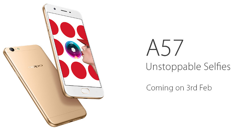 OPPO A57 India launch date