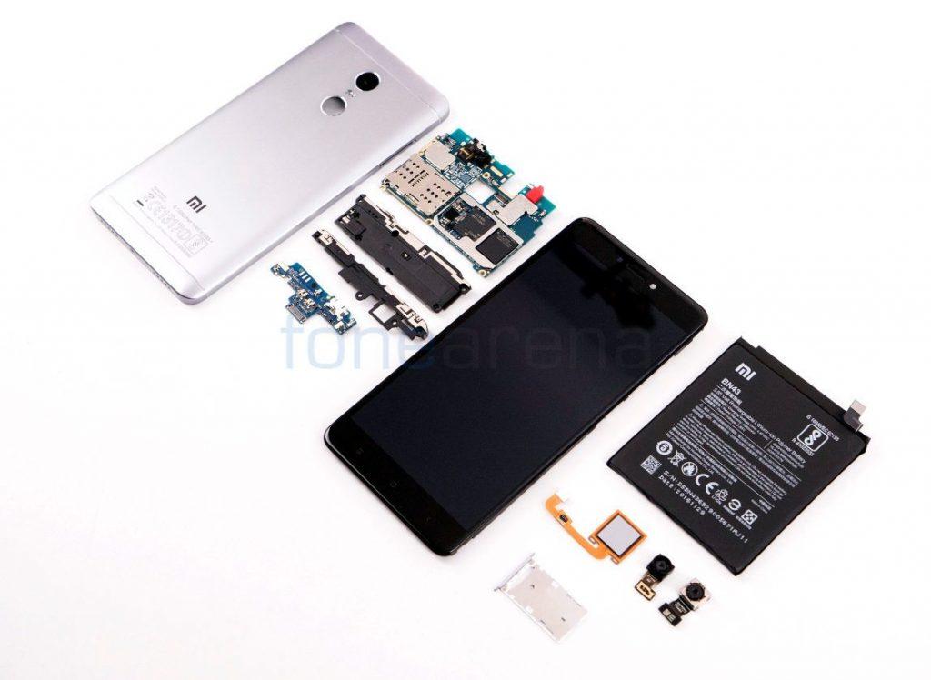 Xiaomi Redmi Note 4 Teardown