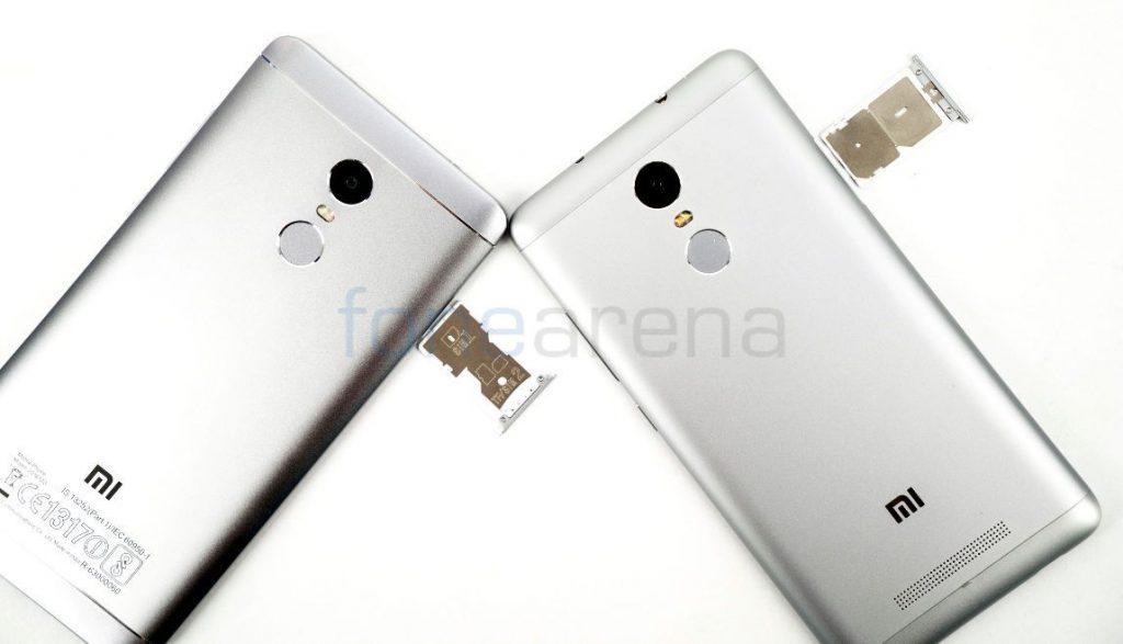 Redmi Note 4 vs Redmi Note 3 Camera