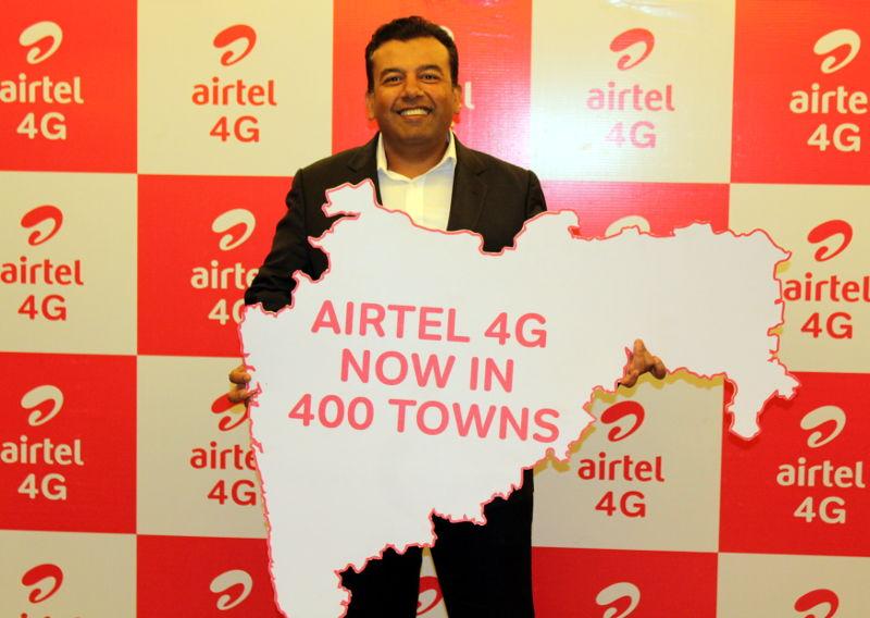 Airtel 4G Maharashtra and Goa