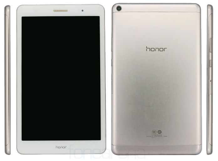Huawei MediaPad T3 with 8-inch display, 3GB RAM, Android 7 0