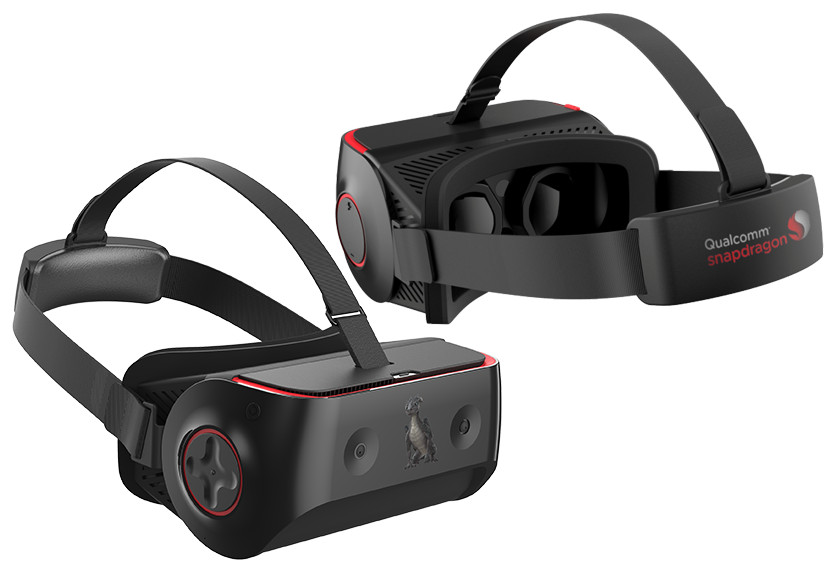 0e3b36791a63 Qualcomm has introduced a new virtual reality development kit (VRDK) for  the Qualcomm Snapdragon 835 that gives developers early access to a VR head  mounted ...