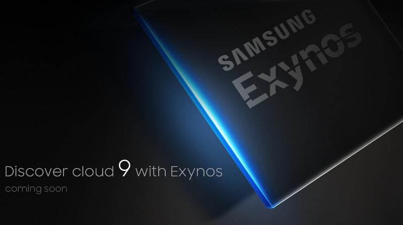 Samsung Exynos 9 Teaser