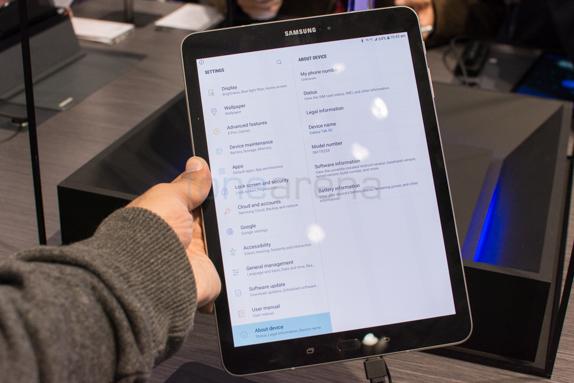 Samsung Galaxy Tab S3 08