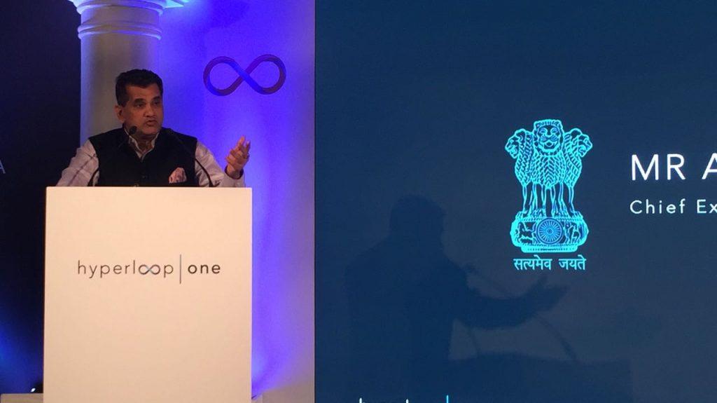Shri Amitabh Kant, CEO, NITI Aayog