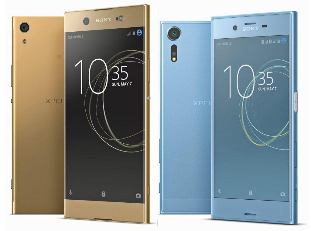Sony Xperia 2017 phones leak