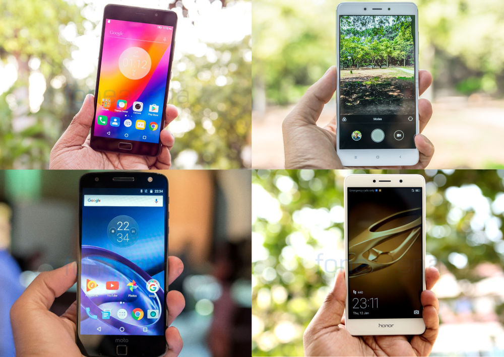 Top 10 Smartphones with long battery life
