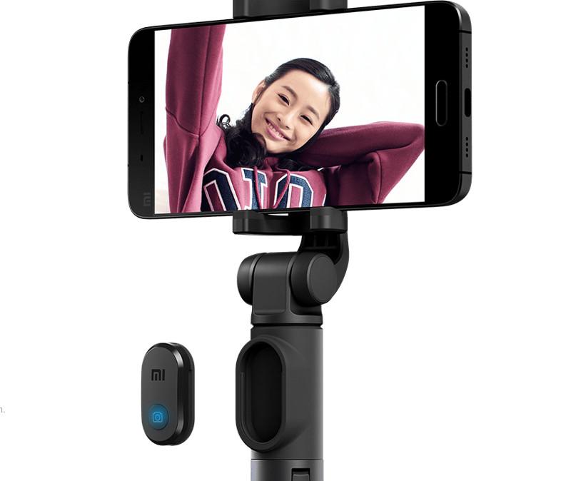 Xiaomi Selfie Stick tripod Bluetooth remote