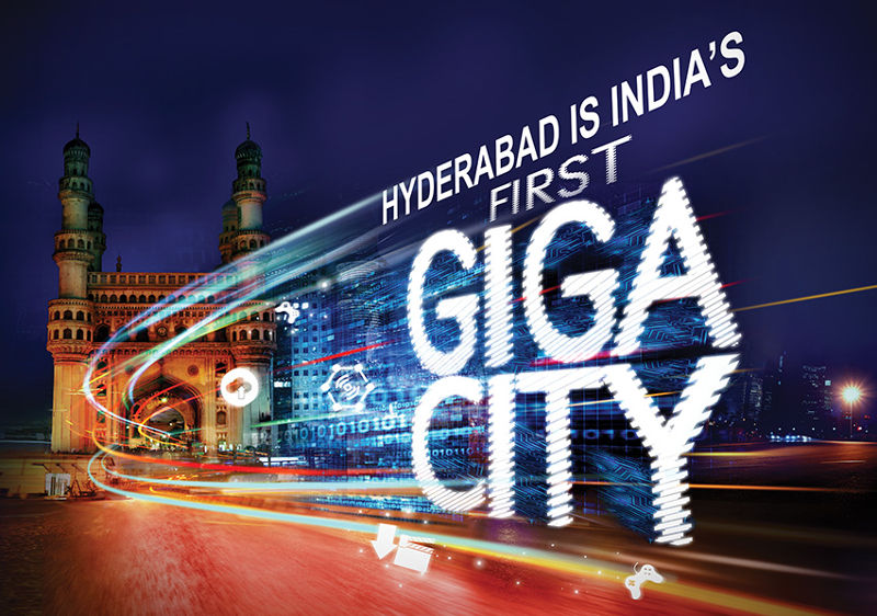 ACT Fibernet Gigabit broadband Hyderabad