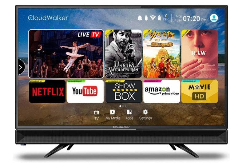 CloudWalker CLOUD TV