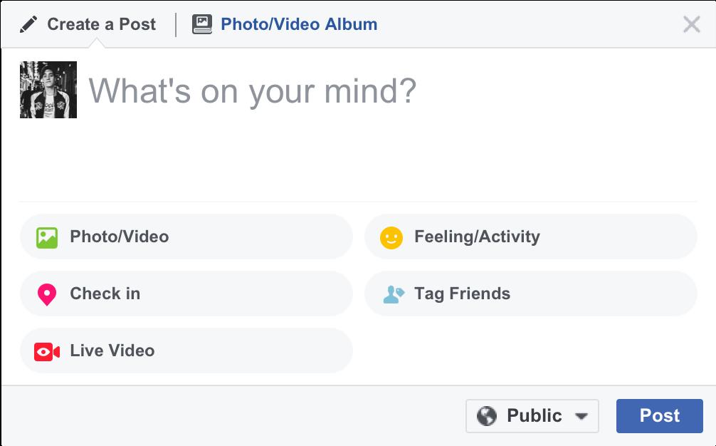 FB live pc