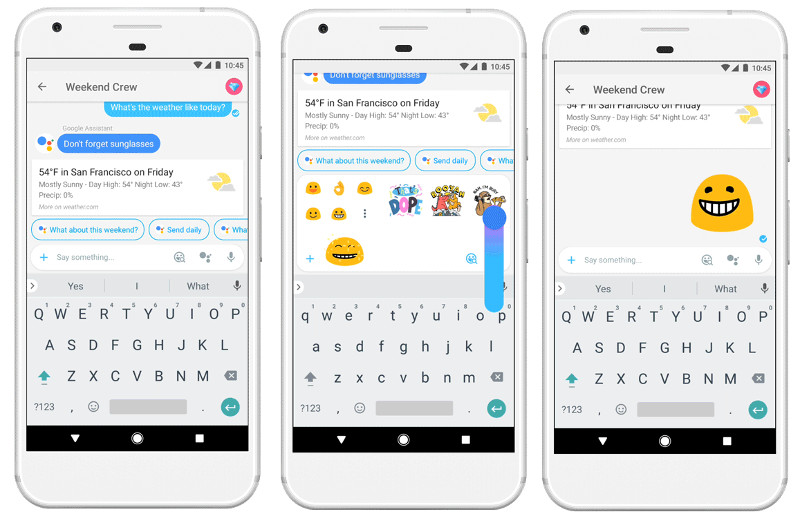 Google Assistant Animated GIF