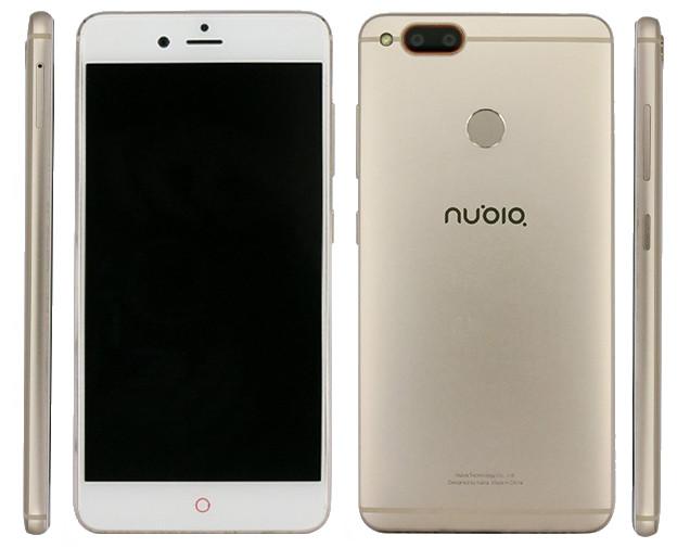 Nubia NX569H