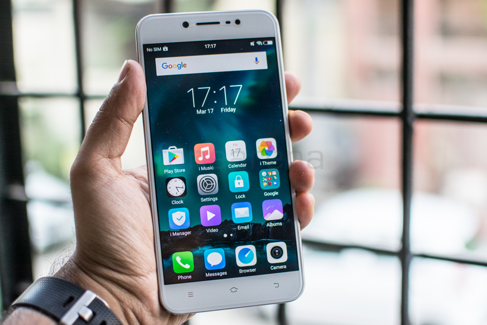 Vivo Y66 with 5 5-inch display, 16MP front camera with flash