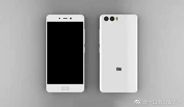 Xiaomi Mi 6 leak