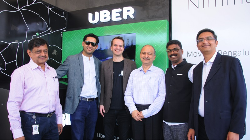 uber metro BLR