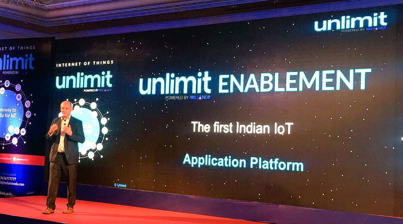 Reliance Unlimit Enablement with Cumulocity