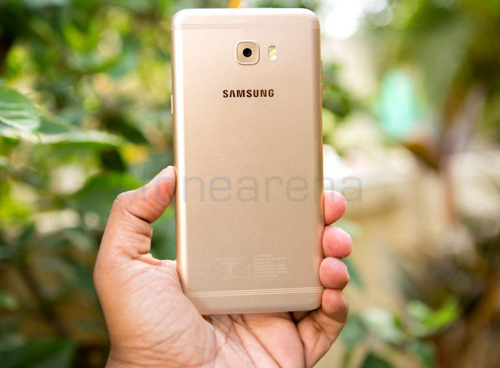 Samsung Galaxy C7 Pro Unboxing