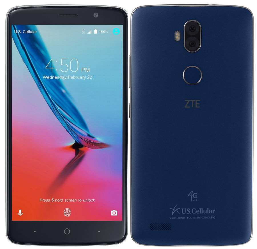 Zte Blade Max 3 With Snapdragon 625 13mp Dual Rear Cameras And Max