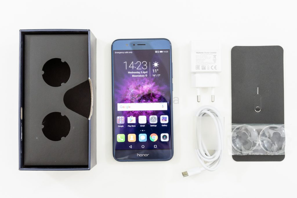 Honor 8 Pro With Vr Headset Bundle Unboxing