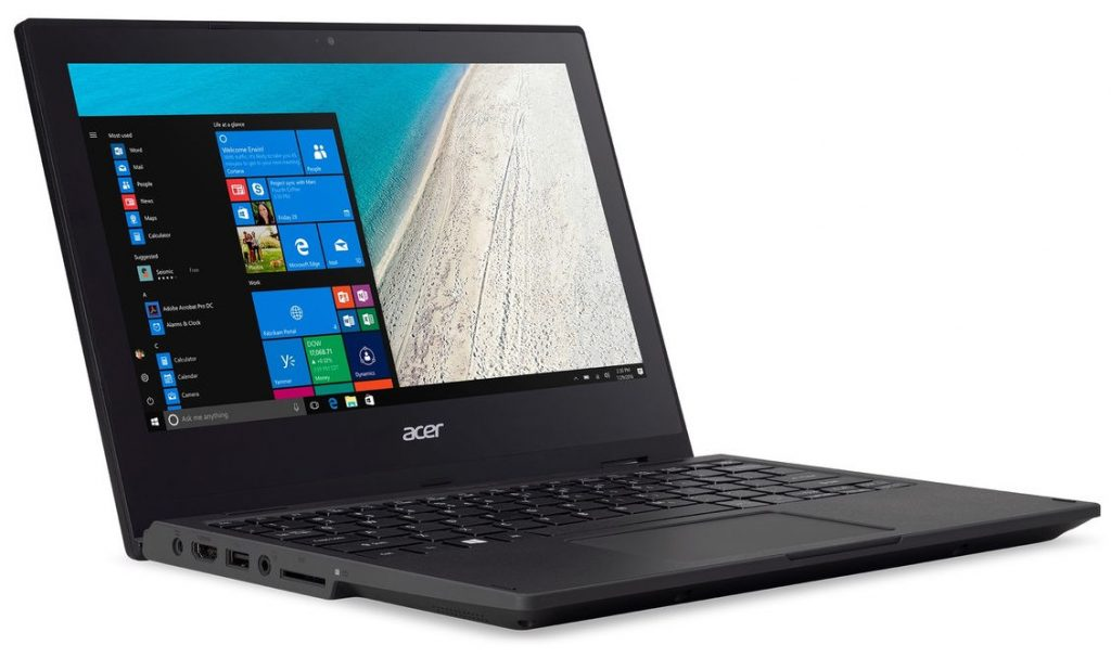 Acer Travel Mate Spin B1