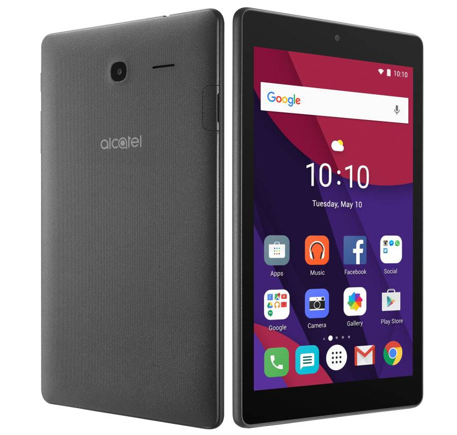 newest collection 1f5b0 0d211 Alcatel Pixi 4 (7) WiFi and 4G tablets launched in India starting at ...
