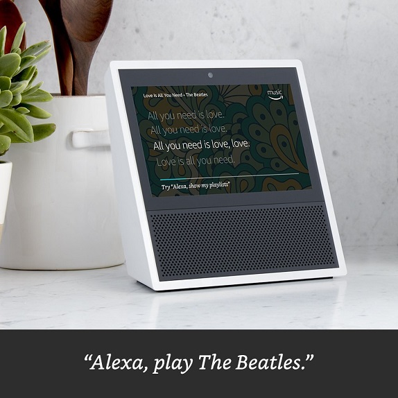 Amazon Echo Show1