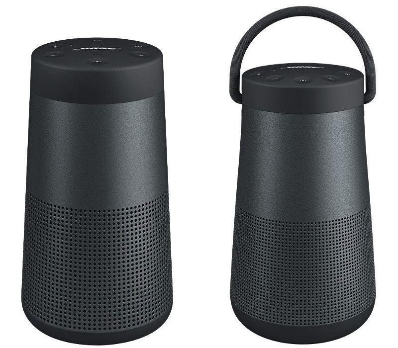 Bose SoundLink Revolve and SoundLink Revolve plus