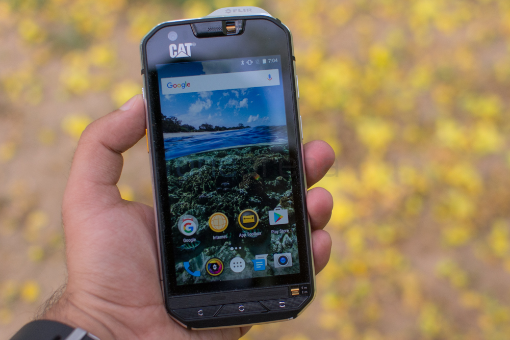 CAT S60 Review -1