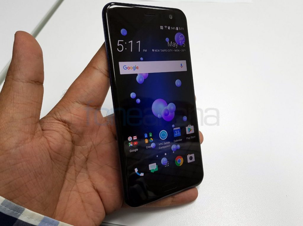 new style 10284 85158 HTC U11 Hands On and Photo Gallery