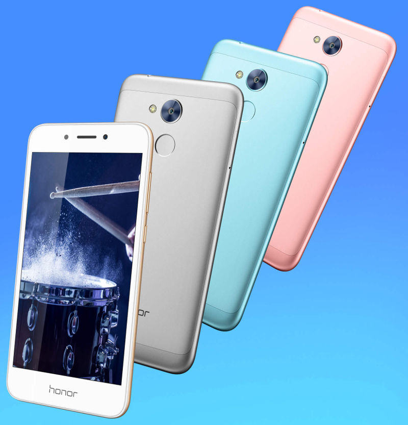Honor 6A colors