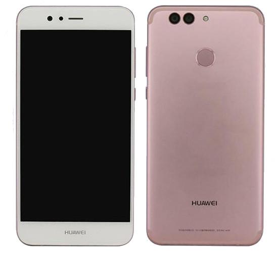 Huawei Nova 2 leak