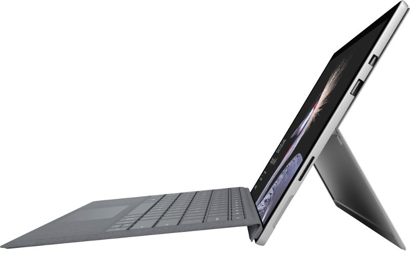 Microsoft Surface Pro 2017 side leak