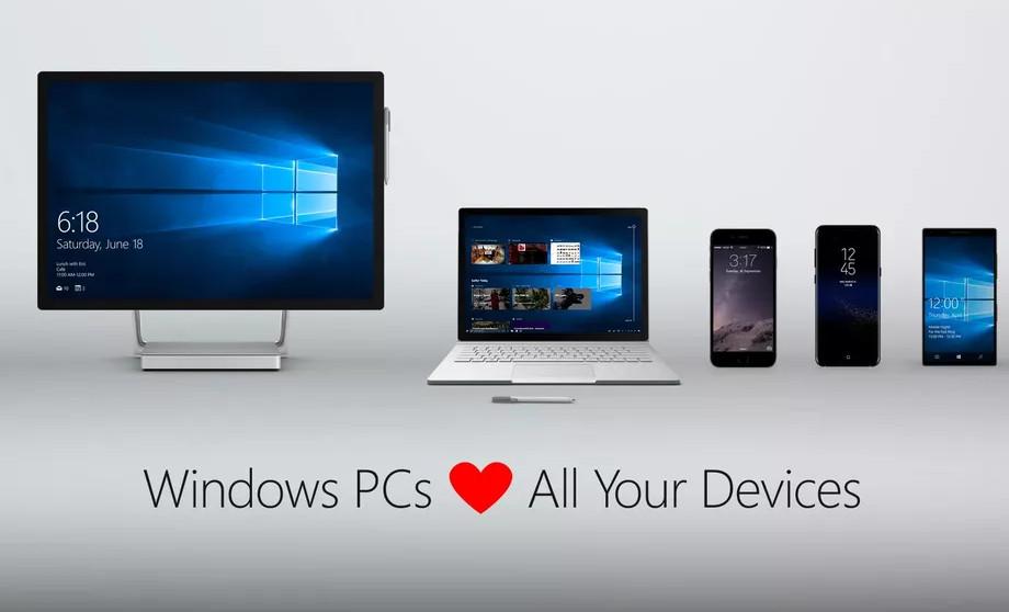 Microsoft Windows 10 Fall Creators Update