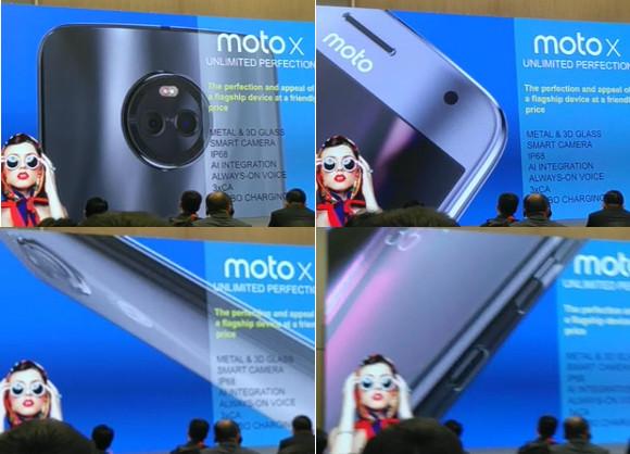 Moto X4, Moto X 2017 leak