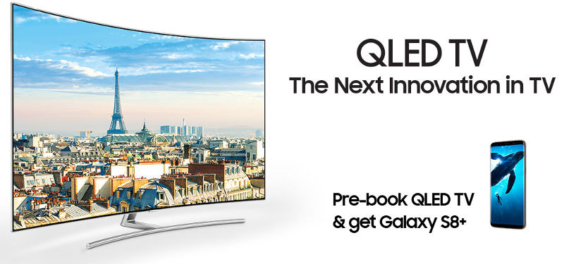 Samsung Q7, Q8 and Q9 4K Ultra HD QLED TVs launched in India