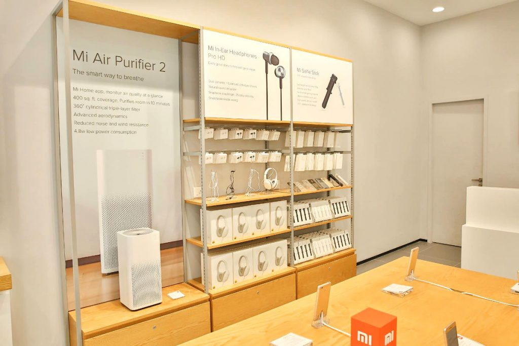 Xiaomi Mi Home Store Bengaluru-2