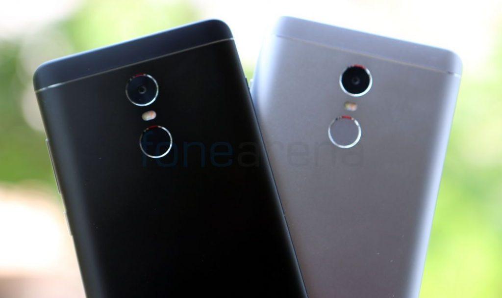 053b81d9d94 Xiaomi Redmi Note 4 Matte Black Photo Gallery