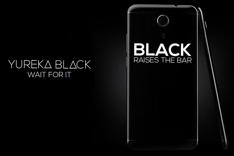 Yu Yureka Black teaser