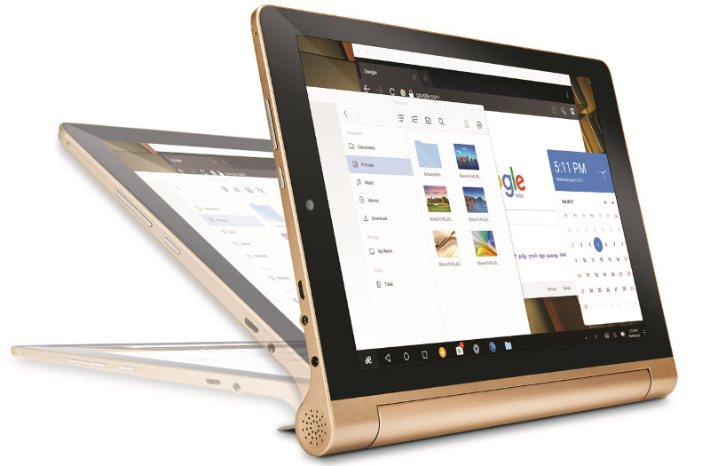 iBall Slide Brace-X1 4G with Remix OS