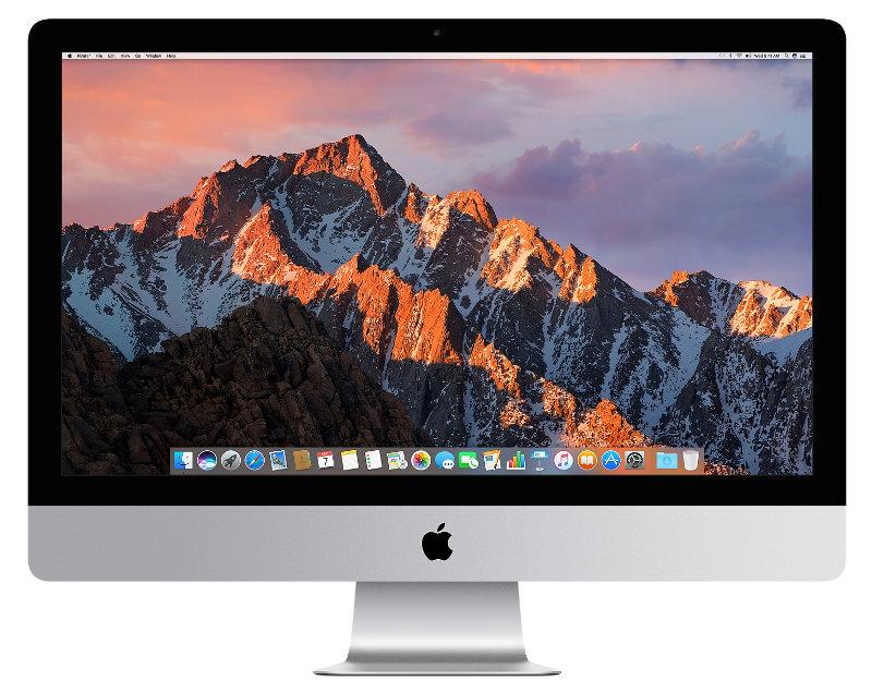 Apple 27-inch 4K iMac 2017