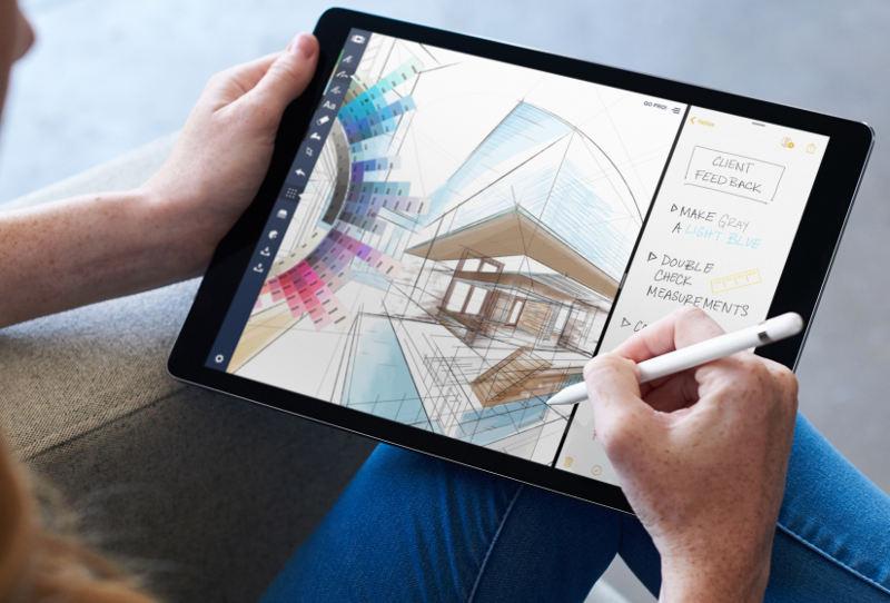 Apple iOS 11 Apple Pencil