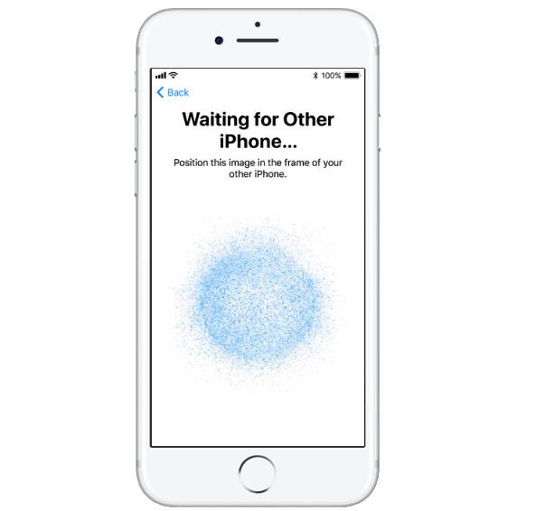 Apple iOS 11 Automatic Setup